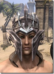 Stormlord Helm - Male Front