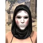 Tranquil Reverie Mask