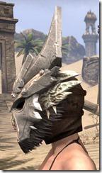 Troll King Visage - Female Side