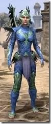 Welkynar Ancestor Silk - Dyed Shirt Front