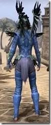 Welkynar Ancestor Silk - Dyed Shirt Rear