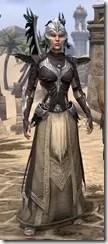 Welkynar Ancestor Silk - Female Robe Front