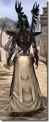 Welkynar Ancestor Silk - Female Robe Rear