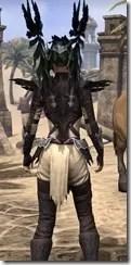 Welkynar Ancestor Silk - Female Shirt Close Rear