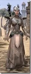 Welkynar Homespun - Female Robe Front
