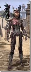 Welkynar Rubedite - Female Front