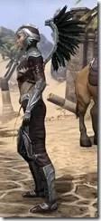 Welkynar Rubedo Leather - Female Side