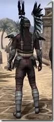 Welkynar Rubedo Leather - Male Rear