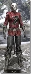 Alliance Rider Outfit EP - Khajiit Female Front