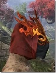 Flkamebrow Fire Veil Khajiit Side