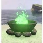 Hagraven Cauldron, Ritual