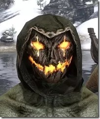 Hollowjack Spectre Mask - Argonian Front