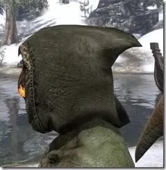 Hollowjack Spectre Mask - Argonian Side