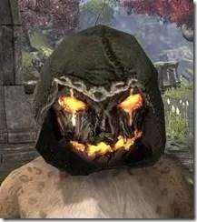 Hollowjack Spectre Mask - Khajiit Front
