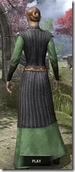 Jarl's Deluxe Moot Regalia Dyed Back