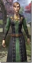 Jarl's Deluxe Moot Regalia Dyed Close Front