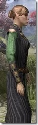 Jarl's Deluxe Moot Regalia Dyed Close Side