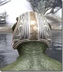Psijic Skullcap Argonian Rear