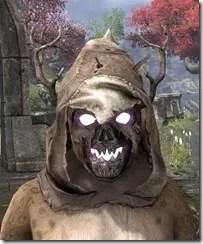 Thicketman Spectre Mask - Khajiit Front