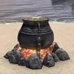Witches' Cauldron, Provisioning