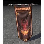 Banner of the Fire Drakes