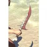 Dead-Water Rubedite Dagger