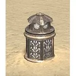 Dres Lantern, Stationary