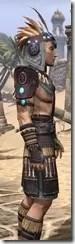 Elder Argonian Rubedo Leather - Male Close Side