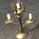 High Elf Candelabra, Winged