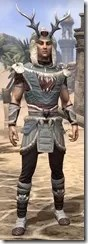 Huntsman Ancestor Silk - Male Shirt Front