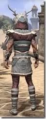 Huntsman Ancestor Silk - Male Shirt Rear