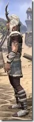 Huntsman Ancestor Silk - Male Shirt Side