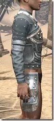 Huntsman Iron Cuirass - Male Right