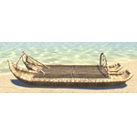 Reed Felucca, Double Hulled