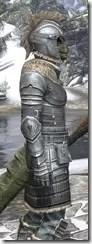 Silver Dawn Iron - Argonian Male Close Side