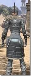 Silver Dawn Iron - Female Close Rear