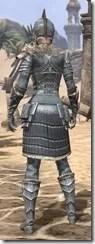 Silver Dawn Iron - Female Rear