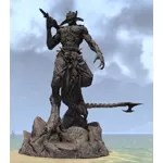 Statue of Molag Bal, God of Schemes