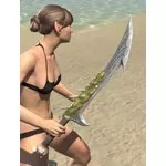 Voriplasm Sword