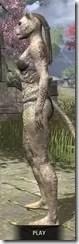 Marshmist Palescale Skin Khajit Female Side