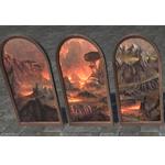 Velothi Triptych, Volcano