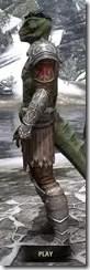 Arena Gladiator - Argonian Male Side
