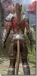 Arena Gladiator - Khajiit Female Close Rear