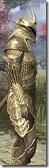 Auroran Knight Khajiit Female Close Side