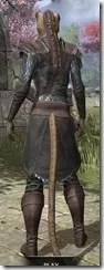 Austere Warden - Khajiit Female Rear