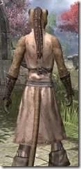 Blacksmith - Khajiit Female Close Rear