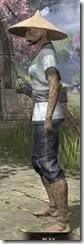 Budi-Shirt and Galligaskins - Khajiit Female Side