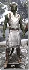 Chef - Argonian Male Front