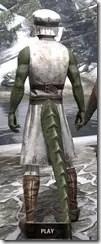 Chef - Argonian Male Rear