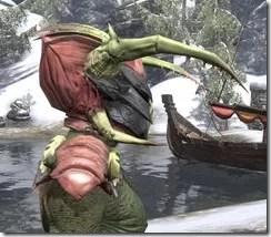 Chokethorn - Argonian Male Right